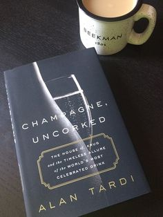 Champagne Uncorked by Alan Tardi is a fantastic look at The House of Krug. Check out my review at Upkeep: Wine, Body & Soul.