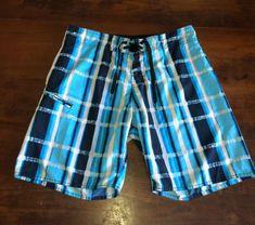 8edb9fdbdb Men's Body Glove Multi Shade Blue Board Shorts Flat Front Size 34 EUC  #fashion #. GloveSwim TrunksBoardFlatsSwimwearLinkClothingAccessoriesPatterned  Shorts