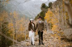 Colorado Ghost Town wedding rue de seine dress available at a&be bridal shop   photography by @our love is loud