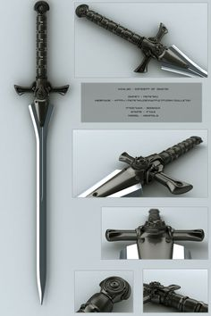 Achlys - concept of sword by peterku on deviantART