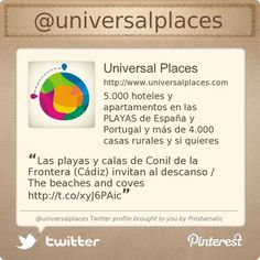 Universal Places @universalplaces