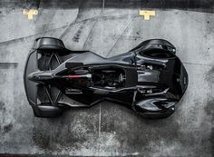the BAC mono showcases the brand's world-famous, road-legal, single-seater supercar in all its glory at the los angeles motorshow.