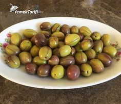 Evde Zeytin Yapımı Homemade Beauty Products, Food And Drink, Health Fitness, Canning, Fruit, Recipes, Pastries, Board, Olives