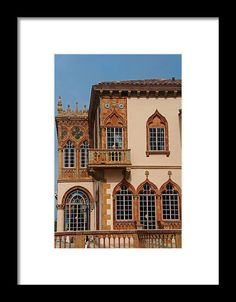 Venetian, architecture, building, CaDZan -House of John Ringling, sarasota, florida, michiale schneider photography