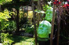 Ozone Zone Books: Barton & Leier Gallery and Garden – Yellowpoint, Ladysmith, BC, Canada