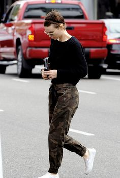 Rooney Mara out in Beverly Hills