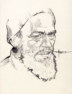 Quick sketch ink on paper 8 i did a lot of them for practice recently more to come Portrait Sketches, Pencil Portrait, Portrait Art, Drawing Portraits, Face Sketch, Sketch Ink, Pencil Art Drawings, Drawing Sketches, Sketch Painting