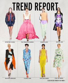latest accessories trend | New York Fashion Week: Spring 2012 Trend Report - ELLE