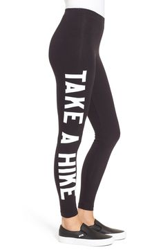 7d173f1a98e75 Love these ultra-comfy leggings that say