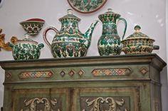 Hutsul ceramics