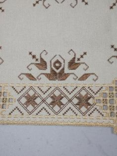 Hardanger Embroidery, Bargello, Diy And Crafts, Weaving, Stitch, Rugs, Decor, Diapers, Farmhouse Rugs