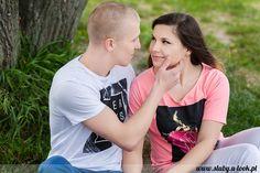 Sesja narzeczeńska - Klaudia i Adrian