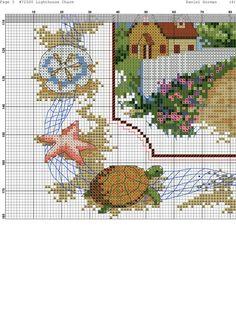 Cross-stitch patterns - Borduur patronen (3)