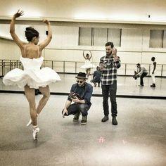 JR at NY City Ballet