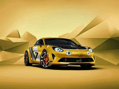 Nouvelle Renault alpine a110 Megane Rs, Cars And Motorcycles, Sport, Vehicles, Places, Deporte, Sports, Rolling Stock, Exercise