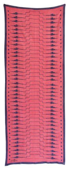 Scarf by Block Shop Textiles