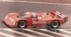 RSC Photo Gallery - Spa 1000 Kilometres 1988 - Porsche 962 no.5 - Racing Sports Cars
