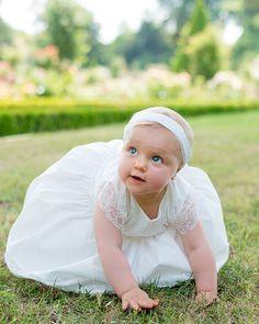 7a5108fbfb78d 29 meilleures images du tableau Robe baptême bébé fille en 2019 ...