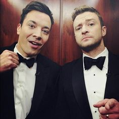 Jimmy Fallon and Justin Timberlake SNL 40