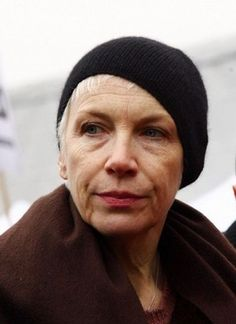 """""""If we value what we've inherited, for free, from other women, surely it's right morally and ethically for us to wake up and say, 'I'm a feminist.'"""" ~Annie Lennox"""