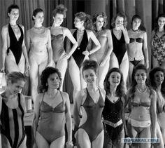 Союз Советских Социалистических Республик ソ連、コンテストの女性たち