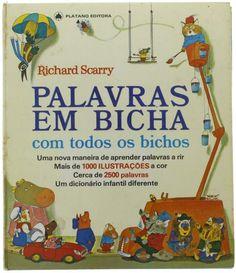 Image result for richard scarry livros