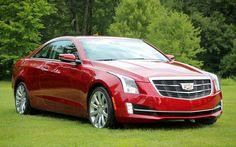 2015 Cadillac ATS Coupe Car Wallpaper