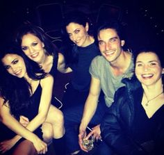 The Band is back together!! #WitchesOfEastEnd