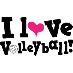 1000+ images about Volleyball life/mom on Pinterest ... I Love Volleyball Wallpaper