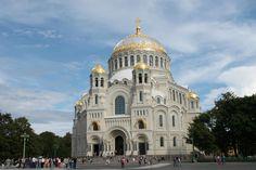 Кронштадт Никольский морской собор Россия