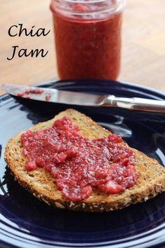 Strawberry Refrigerator Jam