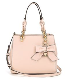 ae67dcee13609 Shop for MICHAEL Michael Kors Cynthia Small Convertible Satchel at  Dillards.com. Visit Dillards