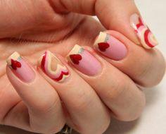 Valentines Day Nail Ideas
