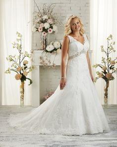 0302c5f8636 Bonny Wedding Dresses - Style 1506 Bonny Bridal Wedding Dresses