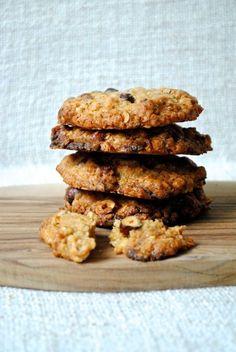 Cookies med Dulcey og hasselnødder