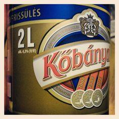 East European beer...