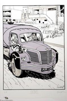 Spirou - Franquin