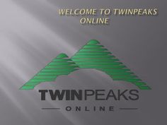To develop and market advanced industry-specific accounting and management software worldwide. When you utilize web based software by TwinPeaks Online, these numerous purposes of vulnerabilities are disposed of.