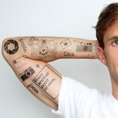 Tatto Ideas 2017 – 45 Extraordinary Funny Custom Temporary Tattoo designs Check more at tattoo-jour… Tatto Ideas & Trends 2017 - DISCOVER 45 Extraordinary Funny Custom Temporary Tattoo designs Check...