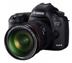 Canon 5D Mark III Photos and Specs Leaked Ahead of Announcement