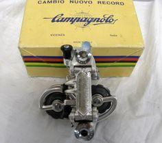 Vintage Campagnolo derailleur