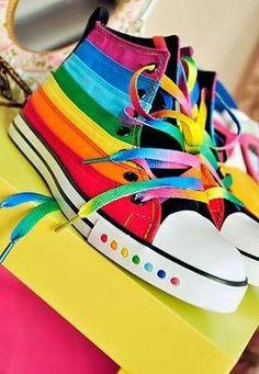 Rainbow Trainers ~ Dielle Web e Grafica ......