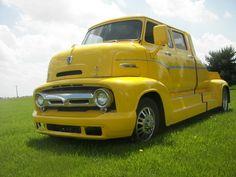 54 C-600 C.O.E. CREW-CAB HAULER for Sale in JAMESTOWN, IN | RacingJunk Classifieds