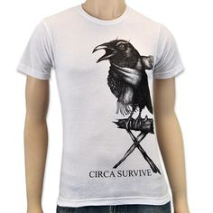 Raven White : CSV0 : Circa Survive