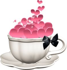 Hearts ‿✿⁀♡♥♡❤ Love Smiley, Love Heart Images, Good Morning Coffee, Anime Girl Drawings, Happy Birthday Greetings, Heart Art, Coffee Beans, Tea Time, Decorative Bowls