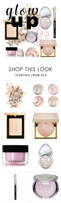 """Glow Gurl"" by indiemess1 ❤ liked on Polyvore featuring beauty, NARS Cosmetics, Yves Saint Laurent, Stila, Givenchy, Too Faced Cosmetics and ZOEVA"