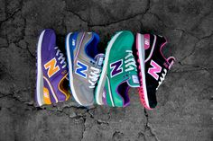 "1cb91a8b5554 New Balance Women s 574 ""Stadium Jacket Pack"""