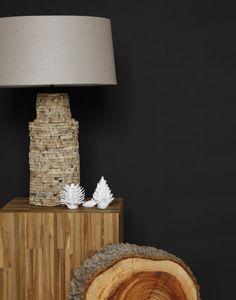 Dark walls mixed with timber- so striking! www.lazysusanaustralia.com.au