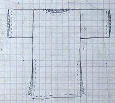 Archives des Top - Page 9 sur 10 - Pop Couture Pop Couture, Refashion, Kimono, Shirt Dress, Mens Tops, Shirts, Clothes, Dresses, Diy