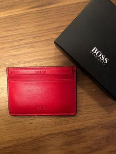 c17e3d06a0f91 Hugo Boss Chinese Lunar New Year Card Holder / Wallet #fashion #clothing  #shoes